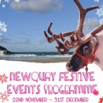 Festive Events Programme Front Cover