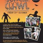 Zombie Crawl Poster 2014