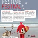 festive festival poster