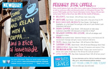 Feb loyalty card