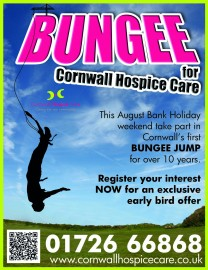 Newquay Charity Bungee Jump
