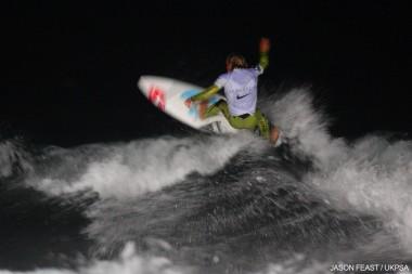 Newquay Night Surf 2013