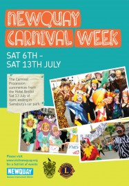 carnival brochure front cover