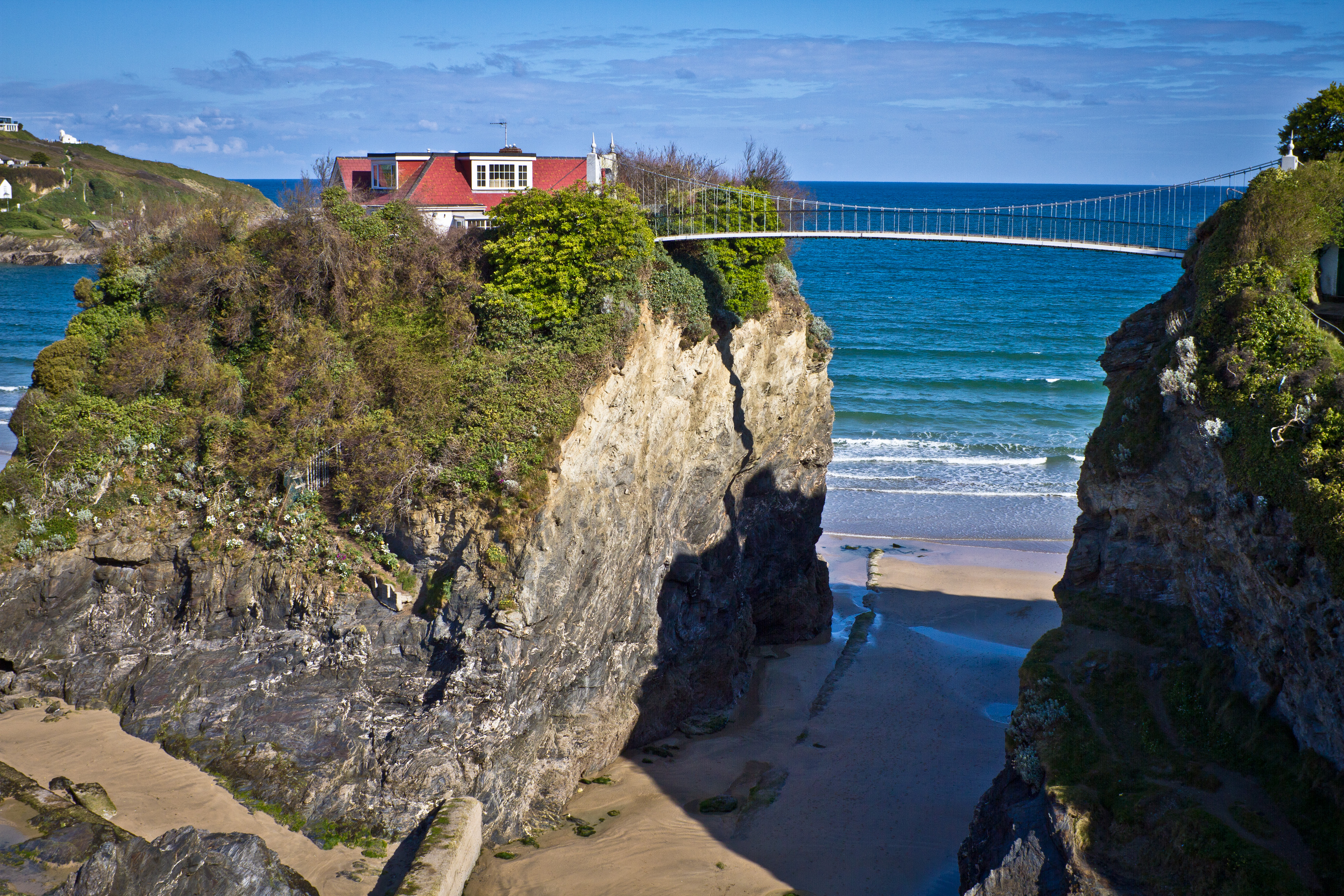 Newquay Business Improvement District » Newquay Beaches