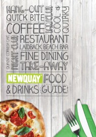 FOOD AND DRINK FRONT COVER