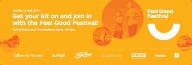 Feel Good Festival Banner