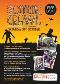 Zombie Crawl Poster 2015