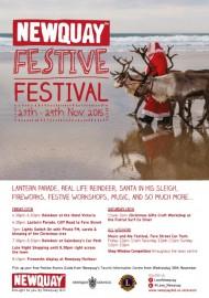 Festive Festival Poster 2015
